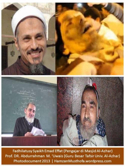 syaikh Imad & DR. Uwais